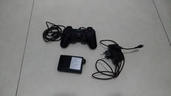 Vídeo Game Retrô Retropie Rpi2 16gb + 2 Controles - 7242 Jog