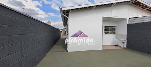 Casa À Venda, 60 M² Por R$ 207.000,00 - Parque Novo Horizonte - São José Dos Campos/sp - Ca6213