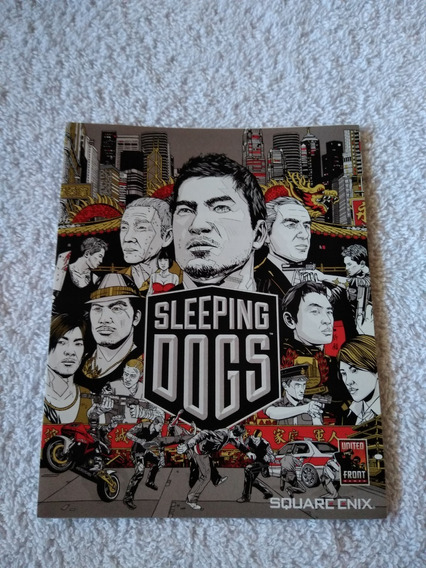 Manual Do Game Sleeping Dogs Ps3 *** Leia