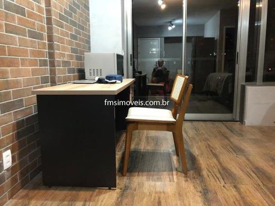 Studio Para Para Alugar Com 1 Quarto 1 Sala 39 M2 No Bairro República, São Paulo - Sp - Ap313735ms