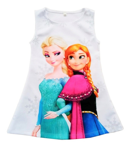 Vestidos Frozen