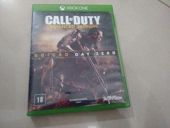Call Of Duty Advanced Warfare Ed. Day Zero Xbox One - Usado