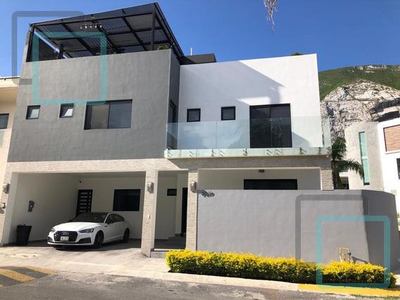 Casa En Venta Colinas Del Valle Zona Carretera Nacional Monterrey
