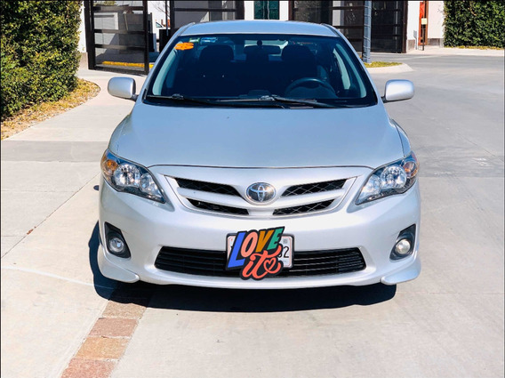 Toyota Corolla Xrs 5vel Mt 2013