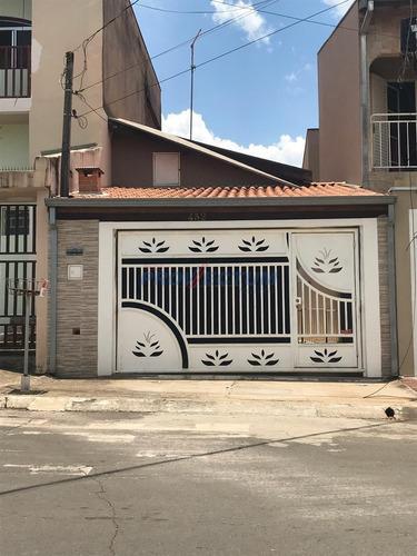 Casa À Venda Em Parque Virgílio Viel - Ca259826