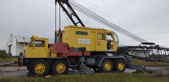 Grua Sobre Camion P&h Estructutal 140 Ton
