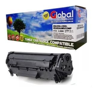 Toner Global Para Ce285a 285a 85a 35a P1005 1102w 1102