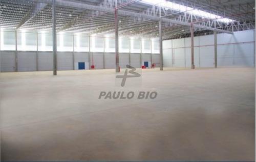 Imagem 1 de 6 de Galpao Industrial - Distrito Industrial Benedito Storani - Ref: 2668 - V-2668