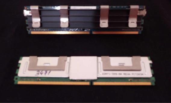 Memoria Ram 512 Fbdimm 667 Ddr2 Para Mac Pro.