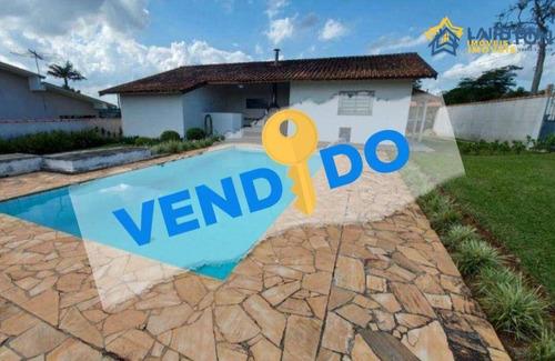 Chácara Com 2 Dormitórios À Venda, 800 M² Por R$ 470.000,00 - Canedos - Piracaia/sp - Ch0960