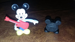 Mickey Mouse Musico Disney