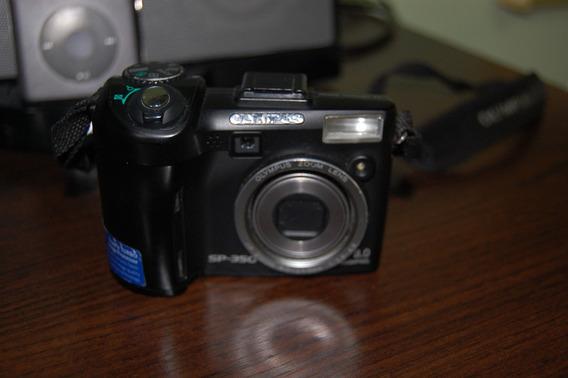 Camera Digital Olympus Sp 350 - Com Cabo
