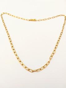 Corrente De Ouro 18k (750) Cartier Maciça