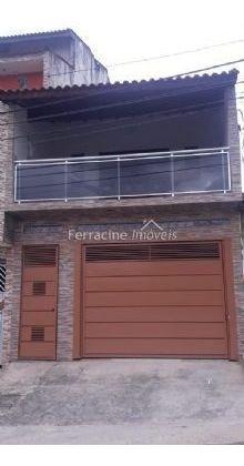 00834 - Sobrado 3 Dorms, Centro - Caieiras/sp - 834