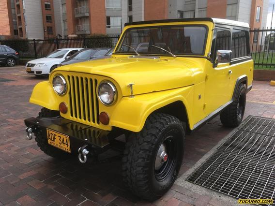 Jeep Comando V6 Americano