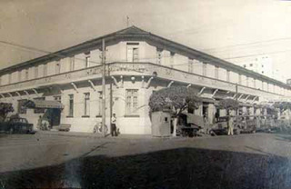 Foto Antiga Hotel Miranda São Lourenço Minas Gerais