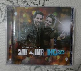 Sandy & Junior - Altas Horas 2019 - Cd E Dvd