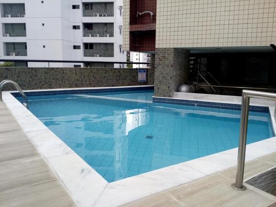 Apartamento Em Rosarinho, Recife/pe De 118m² 3 Quartos Para Locação R$ 4.000,00/mes - Ap374583