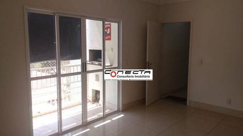 Imagem 1 de 18 de Apartamento Residencial À Venda, Parque Brasília, Campinas. - Ap0313