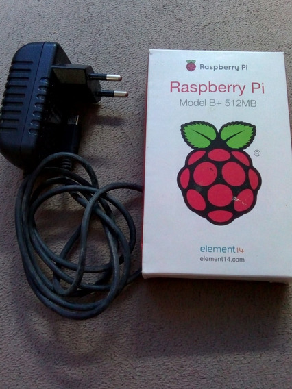 Raspberry Pi Modelo B+ 512mb