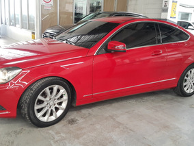 Mercedes Benz 1.6l C 180 Coupe Doble Turbo
