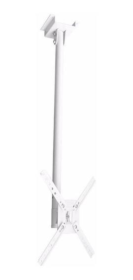 """Suporte Brasforma SBRP150 de teto para TV/Monitor de 10"""" até 55"""" branco"""