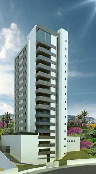 Apartamento Com 4 Quartos Para Comprar No Santa Lúcia Em Belo Horizonte/mg - 193