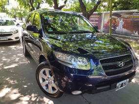 Hyundai Santa Fe 2.2 Gls Premium 5as Crdi 6at 4wd 2010