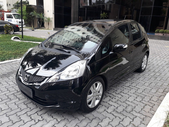 Honda Fit 1.5 Ex 2011 Blindado
