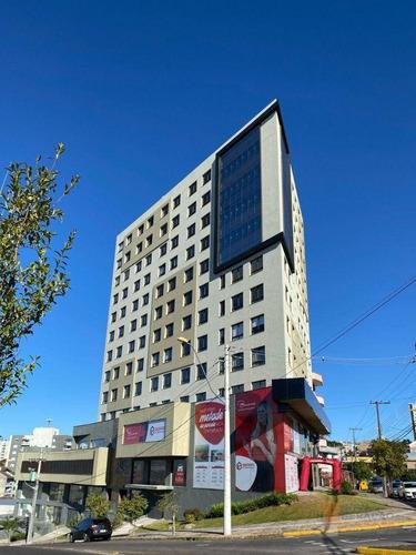 Apartamento Com 1 Dormitório À Venda, 49 M² Por R$ 255.000 - Rio Branco - Caxias Do Sul/rs - Ap1538