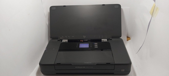 Impressora Hp Officejet 200 Mobile Printer