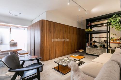 Imagem 1 de 12 de Apartamento Mobiliado Locação - Pj53826