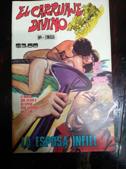 Revista El Carruaje Divino No. 34 La Esposa Fiel