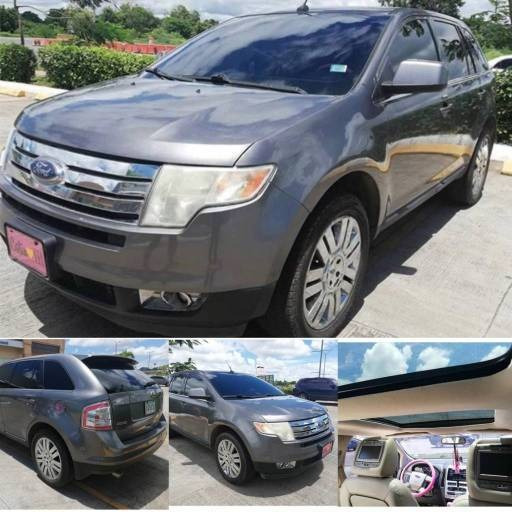 Ford Edge Limited Full