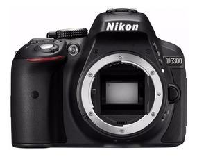 Câmera Nikon D5300 Corpo C/ Garantia À Pronta Entrega+ Nf-e