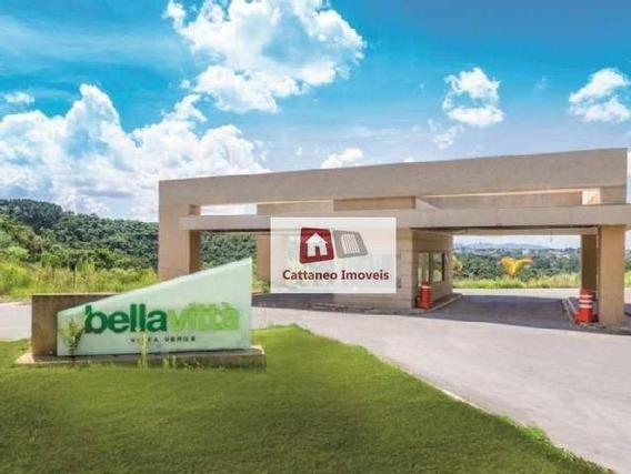 Terreno Residencial À Venda, Bella Vittà, Embu Das Artes. - Te0007