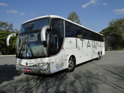 Ônibus Trucado Paradiso 1200 Marcopolo Scania 124 G6 2008-07