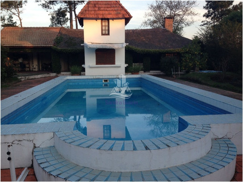 Casa En Beverly Hills - Punta Del Este- Ref: 28572