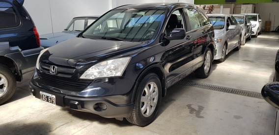 Honda Cr-v 2.4 Lx At 4wd 2009