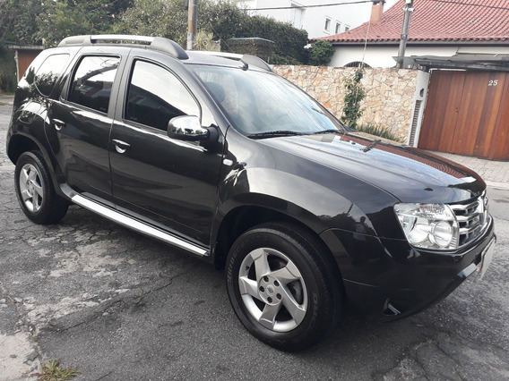 Duster Dynamic Automática Ano 2014