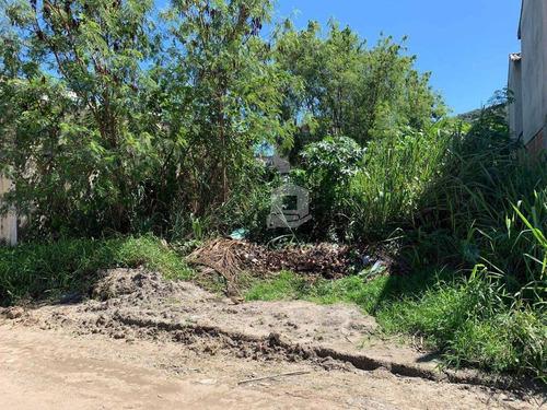 Terreno À Venda, 360 M² Por R$ 400.000,00 - Itaipu - Niterói/rj - Te0073