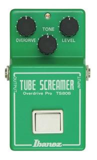 Pedal Efecto Guitarra Ibanez Tube Screamer Ts808 Overdrive