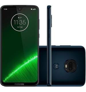 Motorola Moto G7 Plus Xt1965 4gb Ram / 64gb *lacrado* Anatel