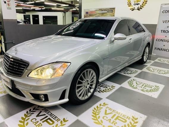 Mercedes-benz S 63 Amg 6.2 V8 Gasolina 4p Automático