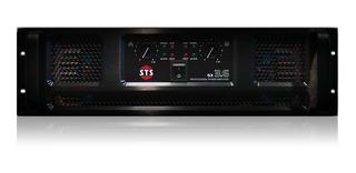 Amplificador De Potencia Sts Sx 3.6