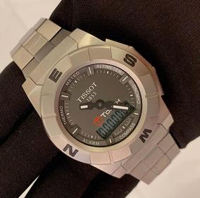 Tissot T-touch Trekking Titanium , 43mm , Promocao !!!