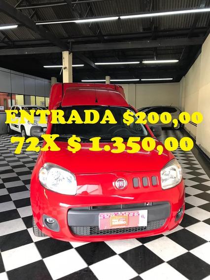 Fiat Fiorino 1.4 Flex