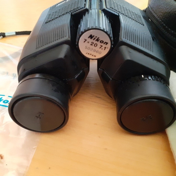 Binoculo Nikon 7x20 7.1