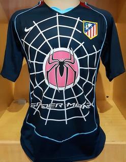 Atletico Madrid #9 F.torres Spider-man 2 Nike Total-90 Gg