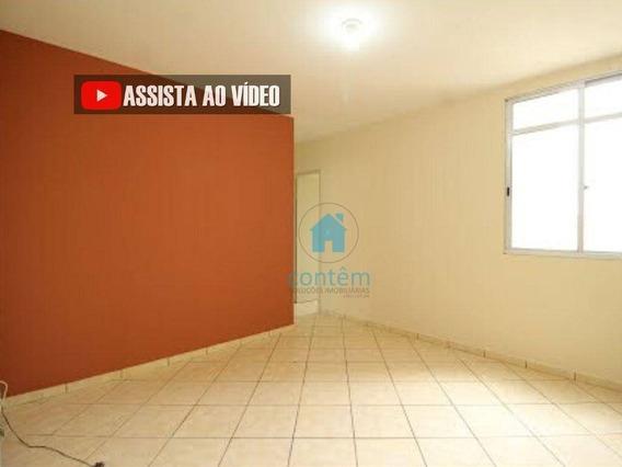 Ap1555 -apartamento Com 2 Dormitórios Para Alugar, 52 M² Por R$ 705/mês - Jardim Roberto - Osasco/sp - Ap1555